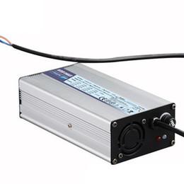 54.6v 2a ladegerät Rabatt 48-Volt-Elektro-Skateboards Roller Ladegerät 54,6 V Lithium-Ionen-Ladegerät 2A Li-Ion-Ladegerät Ausgang DC Lithium