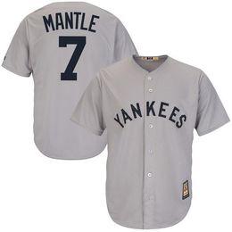 Camisetas de bebé ruth online-99 Aaron juez Giancarlo Stanton Gleyber Torres Jersey 24 Gary Sánchez Babe Ruth Mickey Mantle2020