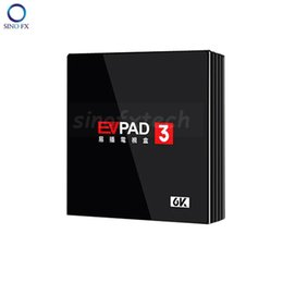EVPAD 3 Android TV BOX 2G16G avec IPTV à vie pour le Japon coréen Malay SG CN HK TW Thaïlande Indonésie Amérique avec cadeau ? partir de fabricateur