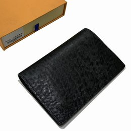 passaporte carteira homens carteira de luxo designer de carteira mulheres bolsas de grife de luxo bolsas de embreagem zippy carteiras titular designer de cartões de bolsa de