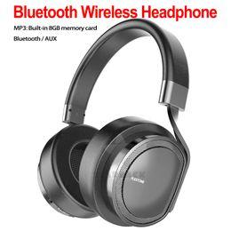 Manos libres manos libres mp3 player online-Auriculares bluetooth BT270 con reproductor de MP3 8G HIFI manos libres inalámbricas auriculares estéreo para deportes para juegos de teléfonos móviles