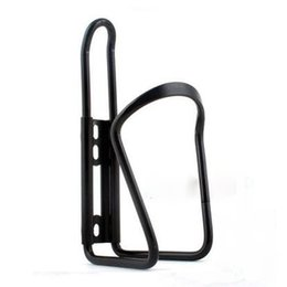 Metal watering can online-Portabottiglie in metallo portabottiglie in metallo Portabottiglie bici da strada Mountain Bike Portaborraccia portabicchiere posacenere # 122452