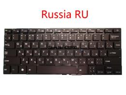 teclado chuwi Rebajas Teclado portátil para Chuwi para LapBook 14.1 Rusia RU Inglés EE. UU. Negro sin marco nuevo