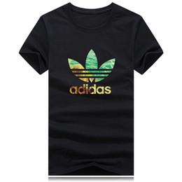 Оптовая печать глаз большой логотип мужчины женщины футболки женские футболки с коротким рукавом летние роскошные футболки O шеи хип-хоп подпись рубашки запустить S-4XL от