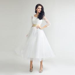 Little White Black Lace Appliques Homecoming Kleider Einfache Tüll Tee-Länge Graduation Party Kleider Günstige Short Prom Dress SD036 von Fabrikanten