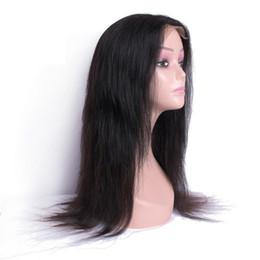 2020 cabelo gaga Frente Lace peruana 4 * 4 Human perucas de cabelo Glueless Lace Wigs Natural Preto Cabelo brasileiro Hetero 4x4 dianteira do laço indiano Humano Perucas cabelo gaga barato