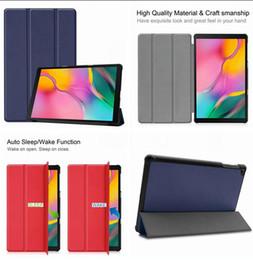 Canada Pour Samsung Galaxy Tab A 10.1 2019 T510 T515 Tab A 8.0 P200 P205 S5e T720 T725 Tablette Magnétique Portefeuille Etui En Cuir Couverture De Stand De Luxe 1pcs Offre