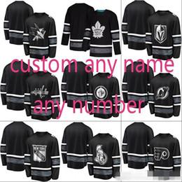 2019 cavaliere stellare 2019 All Star Game Jersey Winnipeg Jets Toronto Maple Leafs Philadelphia Flyers Vegas Golden Knights New York Rangers Maglia da hockey cavaliere stellare economici