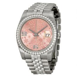 часовой механический человек Скидка роскошные мужские часы DATEJUST 36 мм автоматические механические часы без батареи подметание движение часы из нержавеющей стали Datejust модель часы 27