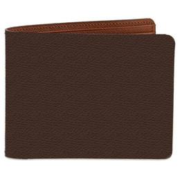 bolsa estilo caixa Desconto Carteira designer L homem flor carteiras bolsa bolsa de couro PU de alta qualidade estilo curto bolsas de grife carteiras com caixa