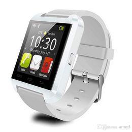U8 Sale Новое поступление Смарт-часы Bluetooth Phone Mate SmartWatch Идеально подходит для Android для 4S / 5 / 5S для S4 / S5 / Note 2 / Note4 Бесплатная доставка 2018 от Поставщики s4 телефоны для продажи