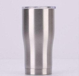 30 oz Travel Mug Vacuum Cup Journey Travel Mugs with internally Threaded  Splash Proof Lid Stainless Steel Water Bottles
