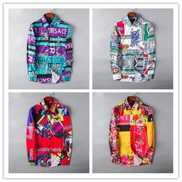 lässige männliche langarmshirts Rabatt 2019 Marke Männer Business Casual Shirt Männer Langarm gestreiften Slim Fit Masculina sozialen männlichen T-Shirts neue Mode Mann überprüft # 6806 Hemd