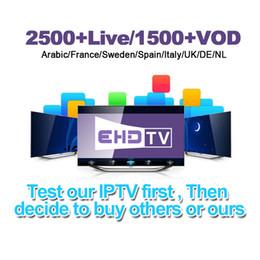 tv grátis iptv Desconto Abonamento iptv assinatura EHD TV Para iptv caixa IOS Smart TV Android gratuito 2500 canais de TV árabe francês Reino Unido Índia Itália Turquia Alemanha IPTV
