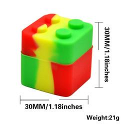 Assortito LEGO STORAGE BRICK 1 ROUND Contenitore tondo giallo