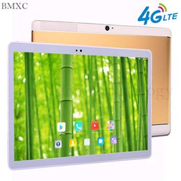 2019 octa phone grátis Frete Grátis 10 polegada 3G chamada telefone tablet PC Android 7.0 Octa Núcleo de RAM 4 GB ROM 32 GB 64 GB 1280 * 800 IPS comprimidos pcs MT6580 octa phone grátis barato