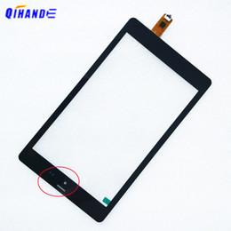 Tableta texet online-Nueva tableta táctil de 8 pulgadas para teXet TM-8048 digitalizador de pantalla táctil teXet X-force 8 3g TM-8048 sensor de vidrio