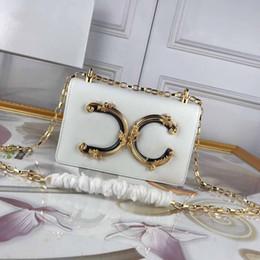 Palhaço bolsa mensageiro on-line-Bolsas de luxo designer de alta qualidade bolsas de couro clássico saco do mensageiro aleta Escondido fivela magnética saco crossbody joker moda