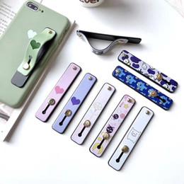 Canada designer téléphone béquille créatif caché bague 3M gel adhésif adhésif réutilisable divers modèles support de téléphone supplier phone adhesive holder Offre