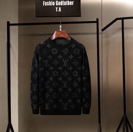 calidad de envío gratis ropa Rebajas m-3xl Envío gratis hombres de alta calidad diseñador suéter de lujo suéter de punto ropa pequeño caballo sudadera puente jersey de moda suéter