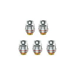 VOOPOO Uforce N3 bobina a tripla mesh 0.2ohm 5pcs / pack N3 Testa a spirale per trascinamento 2 Drag Mini Kit Uforce T2 Serbatoio 100% Originale da