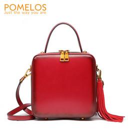 23455c48bfb1 POMELOS Women Bag Genuine Leather High Quality Brand Luxury Handbag  Crossbody Bags For Women Fashion Shoulder Ladies Hand Bags