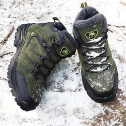 Scarpe da trekking Scarpe da trekking impermeabili professionali Stivali  tattici Scarpe da arrampicata sportive da montagna all aperto Stivali da  caccia 856bc932754