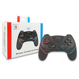 2019 console dhl NOVO Bluetooth controlador remoto sem fio D28 Pro Gamepad Joystick Joypad Para Nintendo Mudar Pro Console Frete grátis DHL