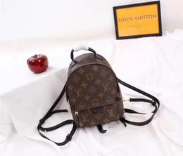 2019 очень большой кожаный рюкзак Новый женский дизайнерский роскошный маленький рюкзак модный женский рюкзак