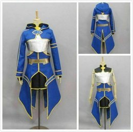 full tv online Coupons - Sword Art Online 2 Silica cosplay costume Custom Made Any Size#Free shipping