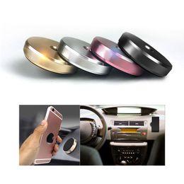 2019 pda teléfonos móviles Universal En el Coche Tablero magnético Teléfono Celular Teléfono móvil GPS PDA Soporte de montaje Soporte Tablero del imán de conducción pda teléfonos móviles baratos