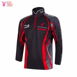 Ув одежда онлайн-Professional  Fishing Clothes 2016 New  Fishing Shirt Breathable Quick Dry Anti-UV Long Sleeve Clothing