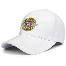 b8b9cc70b66 Gas Monkey Garage, blanco, para hombre y mujer, gorra de camionero,  béisbol, béisbol personalizado, béisbol, Reino Unido, sombreros juveniles