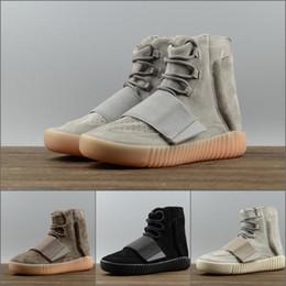 zapatillas marrones Rebajas Con la caja SPLY 750 2018 High Running Sports Shoes Grey caqui botines negros para hombre Zapatillas de deporte para mujer de los Estados Unidos 5-11.5 con estuches