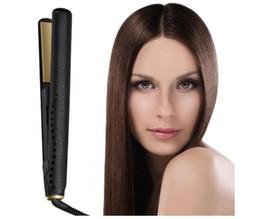 outils chauds tourmaline Promotion Hot V Gold Max Fer à Lisser Classique professionnel styler Rapide Lisseur Fer Outil De Coiffage De Cheveux