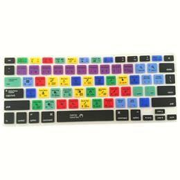 lenovo ideapad s Скидка Для Photoshop Keyboard Shortcut Design функциональная Силиконовая крышка для Macbook Pro 15 17 Protector Sticker(PS Keybo