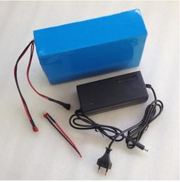 48v 12ah аккумулятор онлайн-Бесплатные таможенные налоги аккумуляторная литиевая батарея 48 В 12AH литий-ионная батарея 48 В 12AH литий-ионный аккумулятор с зарядным устройством BMS 2A