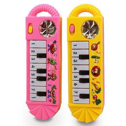 30 pezzi di plastica per bambini bambini strumenti musicali pianoforte elettrico sonagli campana infantile neonato in età prescolare apprendimento giocattoli regali AIJILE da
