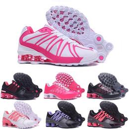 Air Shox Shoes Mujer Shox Avenue 802 Zapatos de baloncesto NZ OZ R4 Zapatillas Shox Avenue us Tamaño 36 - 40 Envío gratis desde fabricantes