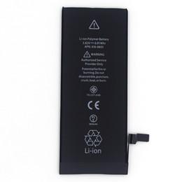 Lithium-batteriewechsel online-Batteriewechsel Zero Cycle iphone Lithium Batterie für Apple Iphone 6 6G 6S Interne Batterien für Iphone 6 PLUS 6S PLUS