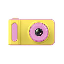 Argentina Cámara HD para niños La pantalla LCD de 2.0 pulgadas admite tarjetas de memoria de 32GB Modo foto 200,000 píxeles Grabación de video, juegos Suministro
