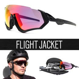 gafas de sol jawbreaker Rebajas Nuevo Gafas jawbreaker Ciclismo Gafas Gafas 3pcs Lente Polarizado UV 400 Ciclismo gafas de sol Gafas de bicicleta chaqueta de vuelo Gafas