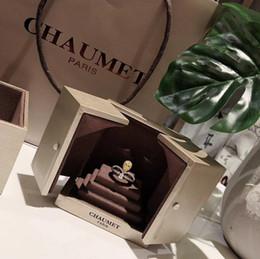 Anelli di diamanti online-2019 gocciolato diamante giallo corona anello preferito lusso low-key
