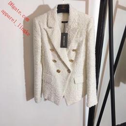 Manteau d'hiver femme en laine cachemire en Ligne-Vêtements pour femmes Nouvelle Automne Hiver Manteau De Laine Cachemire Femmes Manteaux Manteaux Mince Dames Tissu Outwear Manteau De Mode vestes de marque pour femmes
