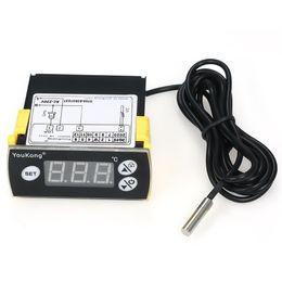 Thermomètre numérique LED électronique Affichage numérique Contrôleur de température Chauffage Thermostat Thermostat ? partir de fabricateur
