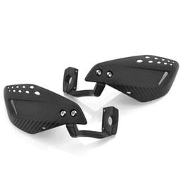 farol ktm Desconto 1 par 22 milímetros Guarda Mão Motocross Handle escudo protetor Handguards protecção artes para a motocicleta Dirt Bike pit bike ATV Quads