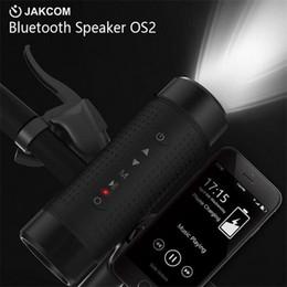 novos oradores cool Desconto JAKCOM OS2 Speaker Sem Fio Ao Ar Livre Venda Quente em Caixas de Som Estante como 2017 new arrivals toys car gadget air cooler