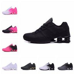 2019 homens, correndo, sapato, shox Nike 2019 Shox Entregar 809 Homens Air Running Shoes Transporte Da Gota Atacado Famoso DELIVER OZ NZ Mens Tênis Esportivos Tênis Esportivos homens, correndo, sapato, shox barato
