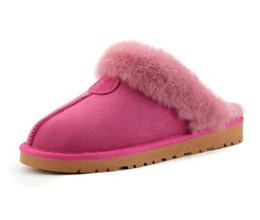 Argentina Envío gratis Australia Caliente WGG 5125 moda Nuevas Botas Altas Botas de Mujer Remolque de Algodón Al Aire Libre Botas de Nieve Botas de Invierno Zapatos de Algodón de Interior supplier hot pink boots Suministro