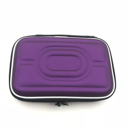 3ds nintendo cas Promotion Colroful Storage Etui pour 3DS NDSI NDSL Hard Coffre Voyage Sac Protector Protector Sac pour Nintendo Gameboy GBA GBC GBC